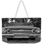 Chevrolet Bel Air Black And White 2 Weekender Tote Bag