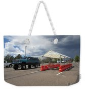Chevrolet Suburban Weekender Tote Bag