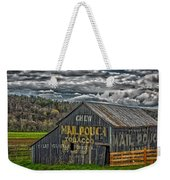 Chew Mail Pouch Weekender Tote Bag
