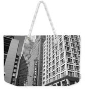 Chicago Downtown Weekender Tote Bag