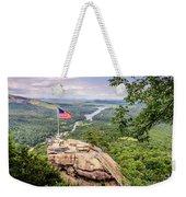 Chimney Rock State Park Weekender Tote Bag