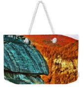 Chimney Rock Weekender Tote Bag