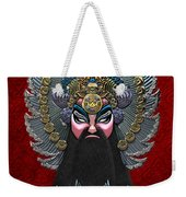Chinese Masks - Large Masks Series - The Emperor Weekender Tote Bag