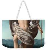 Christ Rising From The Tomb Weekender Tote Bag