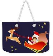 Christmas #3 Weekender Tote Bag