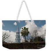 Church Bells Ringing Weekender Tote Bag