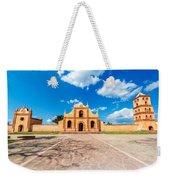 Church, Chapel, Bell Tower Weekender Tote Bag
