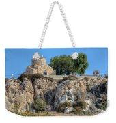 Church Of Profitis Elias - Cyprus Weekender Tote Bag
