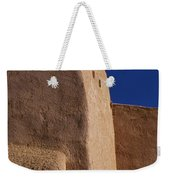 Church Taos Nm Weekender Tote Bag