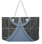 Circle T Church Weekender Tote Bag
