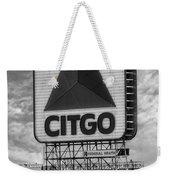 Citgo Sign Kenmore Square Boston Weekender Tote Bag