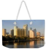 City By The Bay Weekender Tote Bag