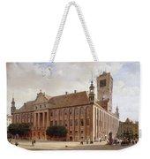 City Hall At Thorn Weekender Tote Bag