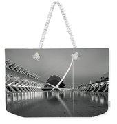 City Of Arts And Sciences Weekender Tote Bag
