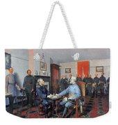 Civil War: Appomattox, 1865 Weekender Tote Bag