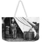 Civil War Soldier Weekender Tote Bag