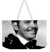 Clark Gable As Rhett Butler Gone With The Wind 1939-2015 Weekender Tote Bag