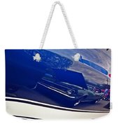 Classic Car Reflection Weekender Tote Bag