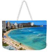 Classic Waikiki Weekender Tote Bag