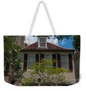 Clay Tile Roof Weekender Tote Bag