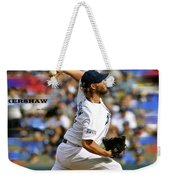 Clayton Kershaw, Los Angeles Dodgers Weekender Tote Bag