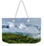 Clearing Storm West Virginia Highlands Weekender Tote Bag