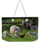 Close Encounter Of The Third Kind Weekender Tote Bag
