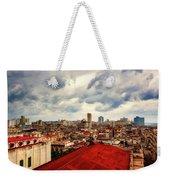 Clouds Over Havana Weekender Tote Bag