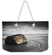 Coastal Scene Weekender Tote Bag