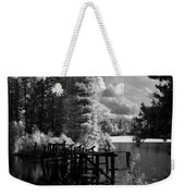 Cocolala Creek Slough Weekender Tote Bag