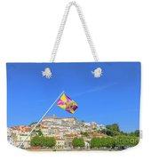 Coimbra Skyline Portugal Weekender Tote Bag