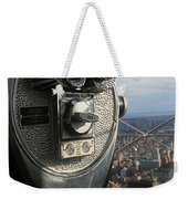 Coin Operated Viewer Weekender Tote Bag