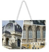 Collage Of Vienna Weekender Tote Bag
