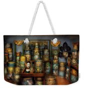Collector - Hats - The Hat Room Weekender Tote Bag by Mike Savad