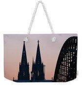 Cologne Weekender Tote Bag