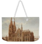 Cologne Cathedral Weekender Tote Bag