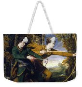 Colonel Acland And Lord Sydney - The Archers Weekender Tote Bag