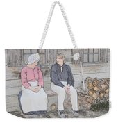 Colonials At Rest Weekender Tote Bag