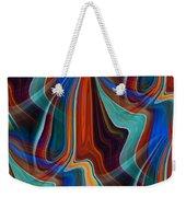 Color Me Abstract Weekender Tote Bag