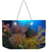 Colorful Assorted Sea Fans And Soft Weekender Tote Bag