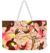 Colors In The Wind Weekender Tote Bag