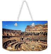 Colosseum Interior Weekender Tote Bag