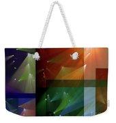 Coloured Lights II Weekender Tote Bag
