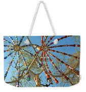 Colourful Canopy Weekender Tote Bag