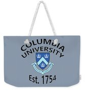 Columbia University Est. 1754 Weekender Tote Bag