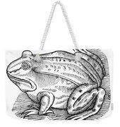 Common Toad Weekender Tote Bag