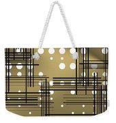 Composition 1 Weekender Tote Bag