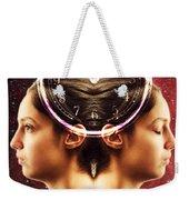 Conceptual Illustration Of Circadian Weekender Tote Bag