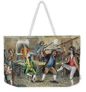 Congressional Pugilists Weekender Tote Bag