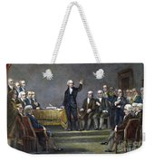 Constitutional Convention Weekender Tote Bag